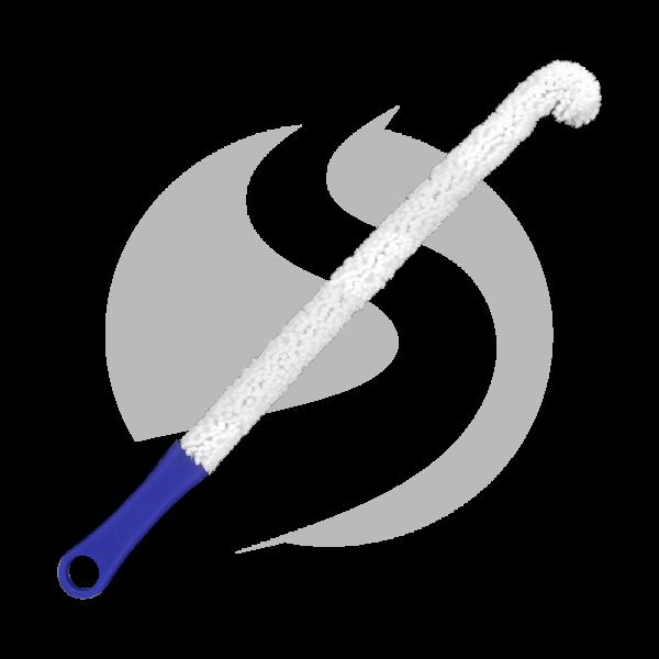 FlyCol flexible Bowl Bürste - Blau