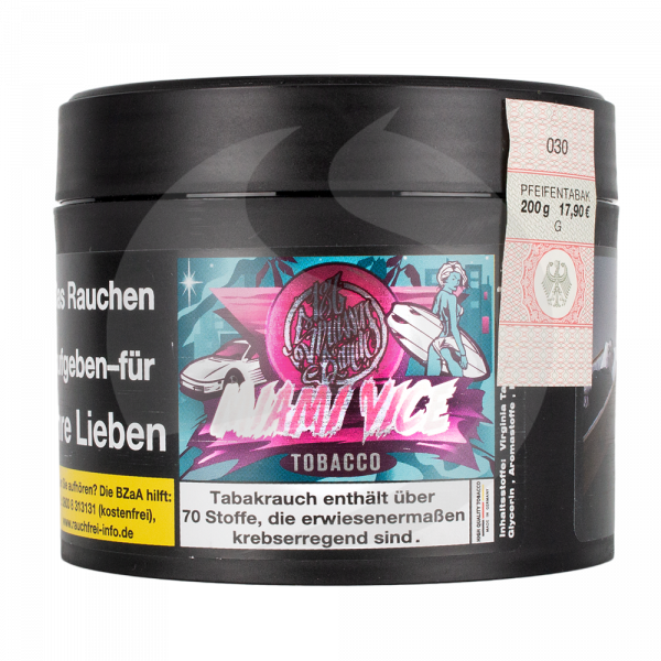 187 Tobacco 200g - #024 Miami Vice
