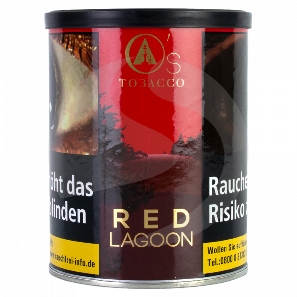 O's Tobacco Red 1Kg - Red Lagoon