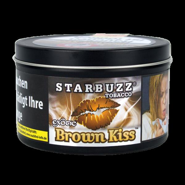 Starbuzz Tabak 200g - Brown Kiss