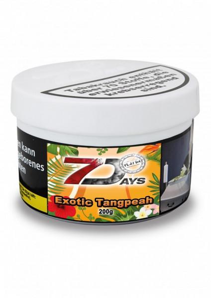 7 Days Tabak Platin 200g - Exotic Tangpeah
