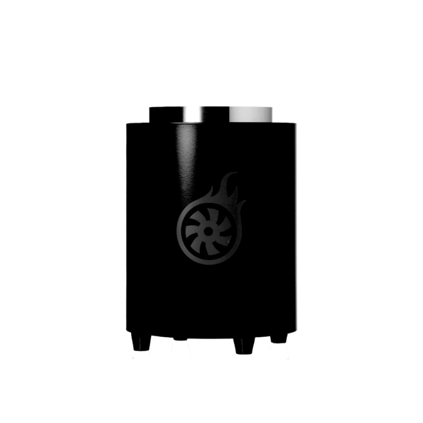 Shisha-Turbine NeXt - Black #NoRacism Edition limitiert