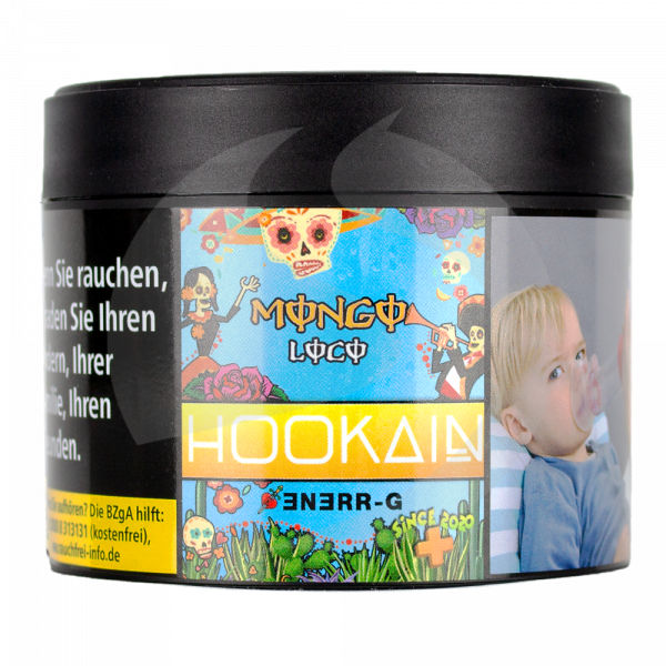 Hookain Tobacco 200g - Mongo Loco RR