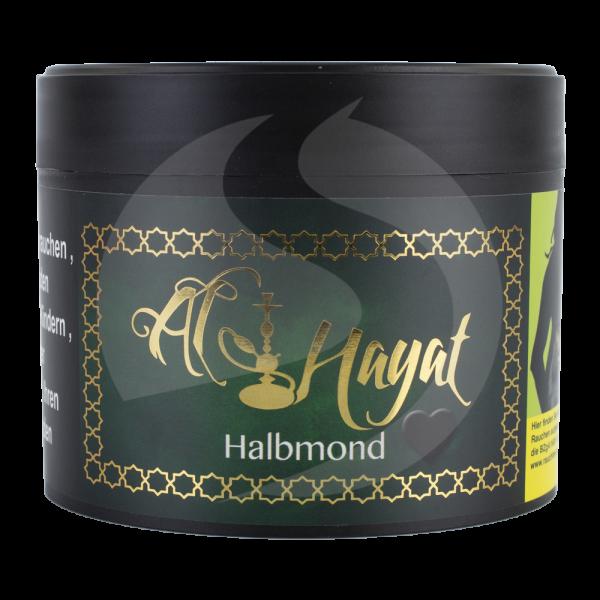 Al Hayat Tabak 200g - Halbmond