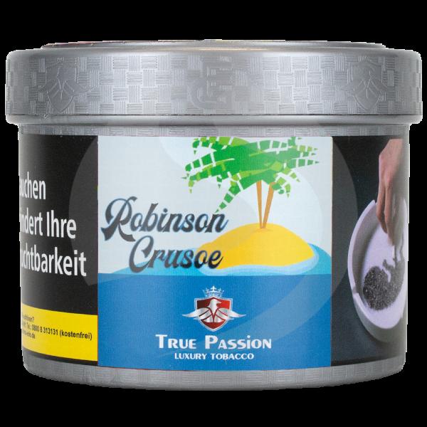 True Passion Tobacco 200g - Robinson Crusoe