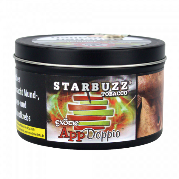 Starbuzz Tabak 200g - AppDoppio