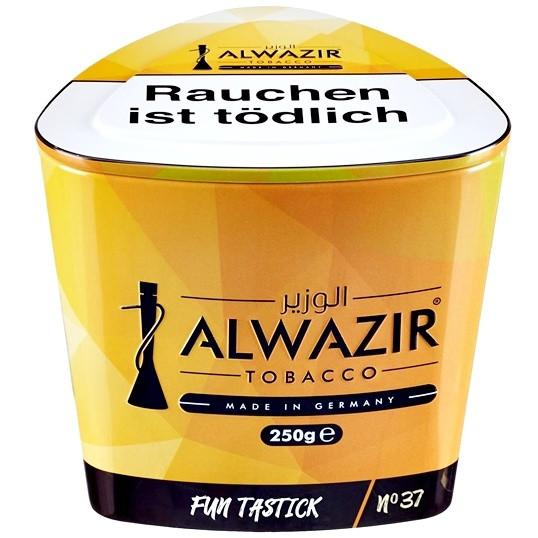 Al Wazir Tobacco 250g - No. 37 Fun Tastick