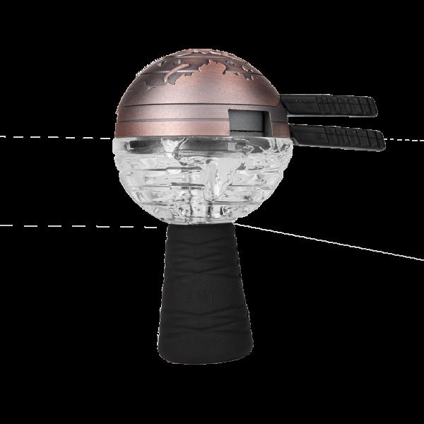 AMY GlaSi Globe Set - Bronze