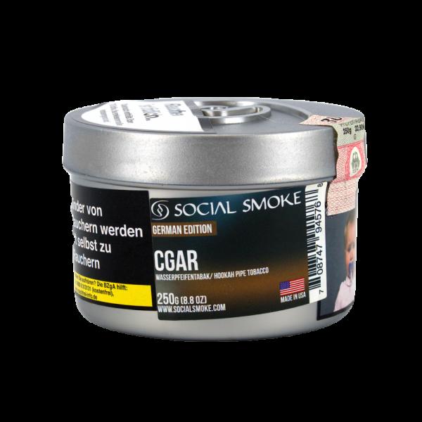 Social Smoke 250g - Cgar