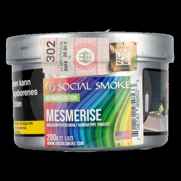 Social Smoke 200g - Mesmerise