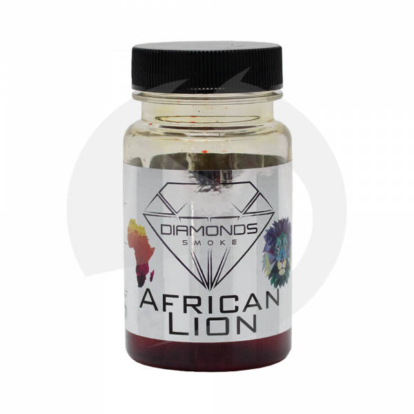 DIAMONDS SMOKE Flavour - African Lion