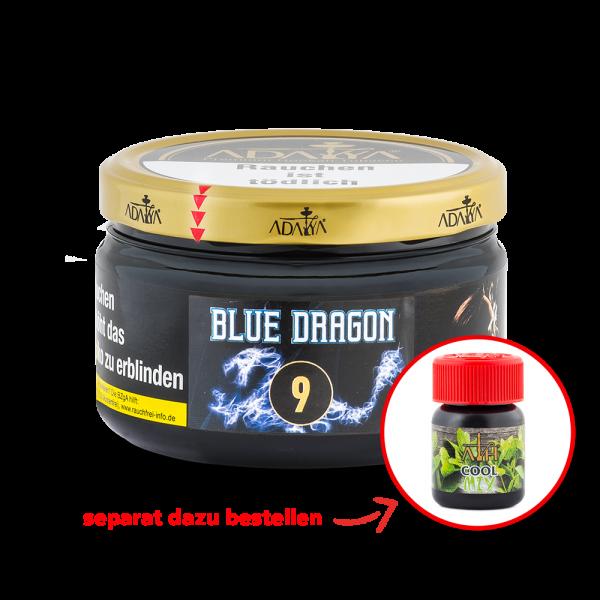 Adalya Tabak 200g Dose - Blue Dragon (9)