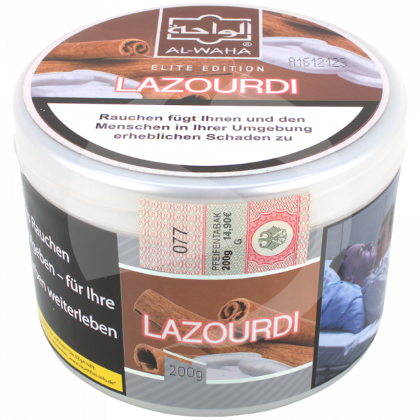Al Waha 200g Dose - Lazourdi