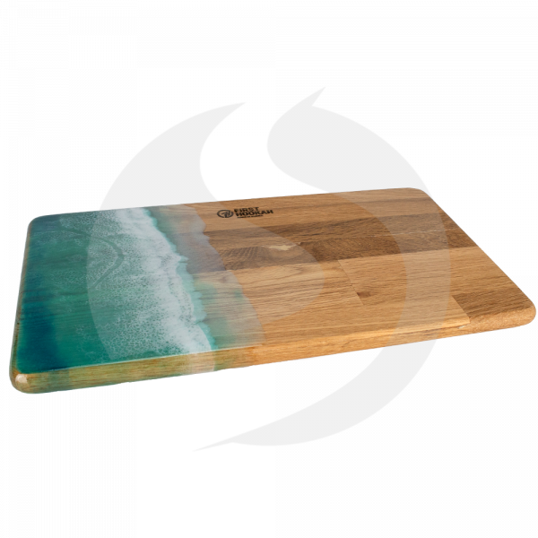 First Hookah Dark Board - Green Lake