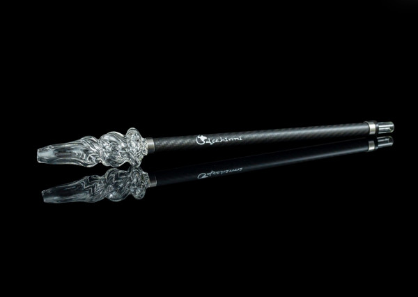 Dschinni Carbon Glasmundstück Fusion - Two