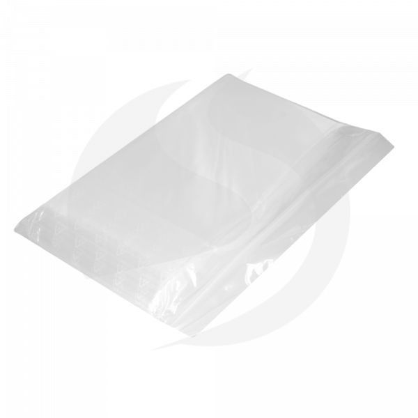 Druckverschlussbeutel 100x150 - 100 Stück