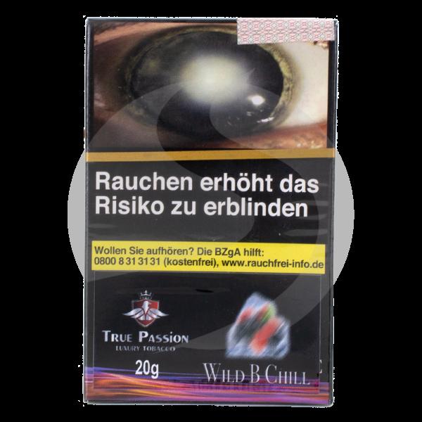 True Passion Tobacco 20g - Wild B Chill