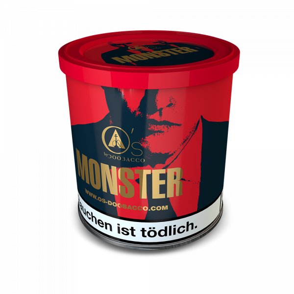 O's Tobacco Red 200g - Monster