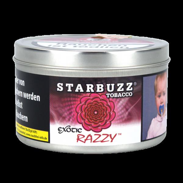 Starbuzz Tabak 200g - Razzy
