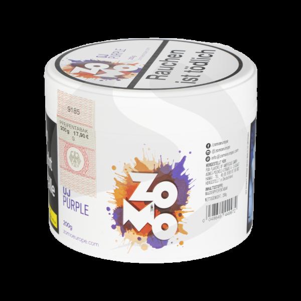 Zomo Tobacco 200g - OJ Purple