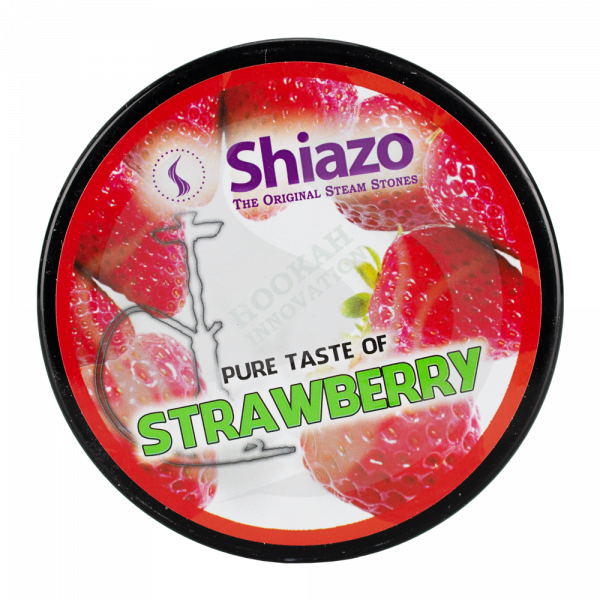 Shiazo Dampfsteine 100g - Strawberry