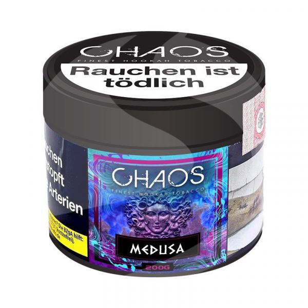 Chaos Tobacco 200g - Medusa