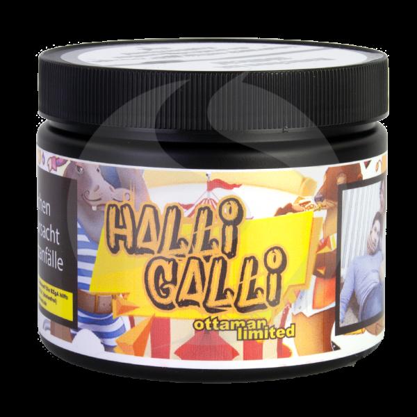 Ottaman Limited Edition 200g - Halli Galli