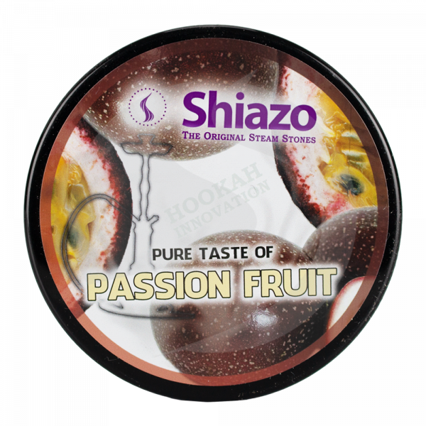 Shiazo Dampfsteine 100g - Passion Fruit