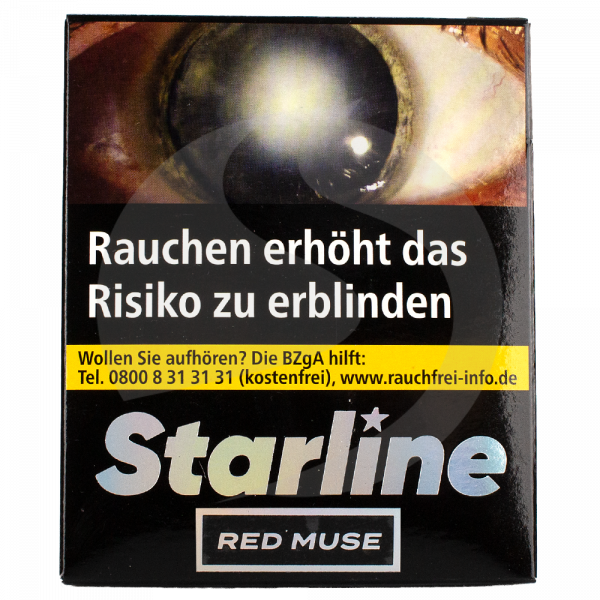 Starline Tobacco 200g - Red Muse