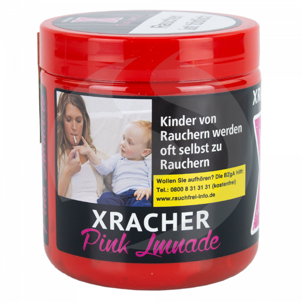 Xracher Tobacco 200g - Pink Lmnade