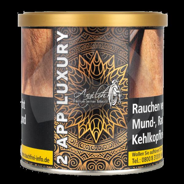 Argileh Tobacco 200g - 2 APP LUXURY