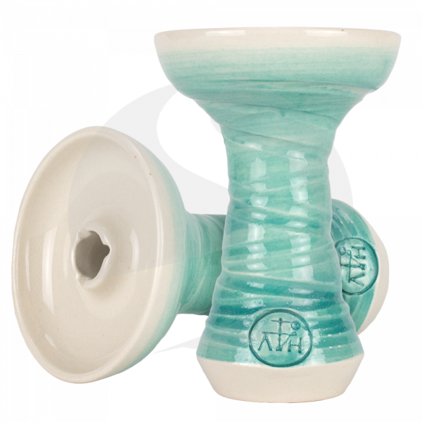 ATH Hookah Bowl Phunnel S - TAVERTEN Turquoise