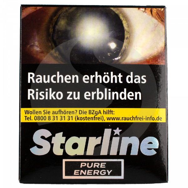 Starline Tobacco 200g - Pure Energy