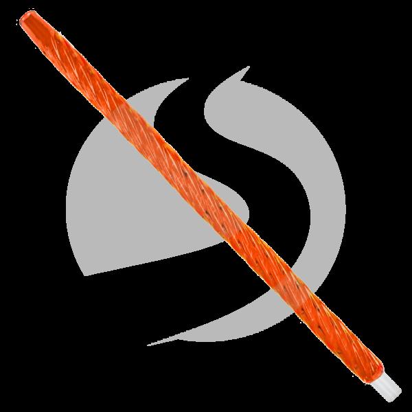 CRT Glasmundstück Twist (Rund) - Orange