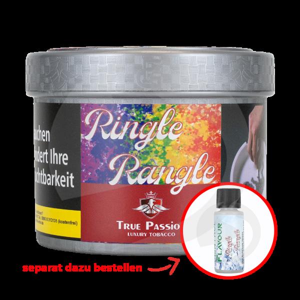 True Passion Tobacco 200g - Ringle Rangle