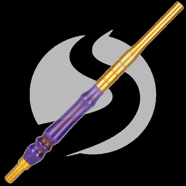 SERP Luxury Mundstück Gold - Purple