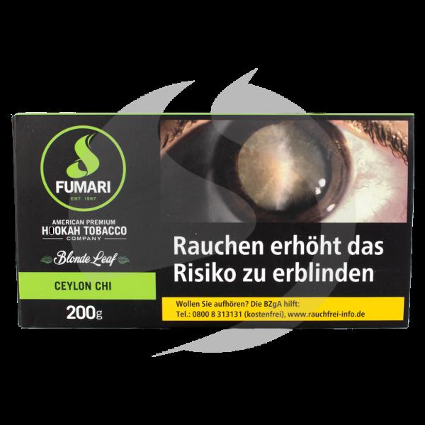 Fumari Tobacco 200g - Ceylon Chi