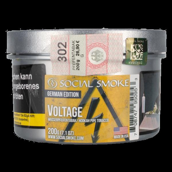 Social Smoke 200g - Voltage