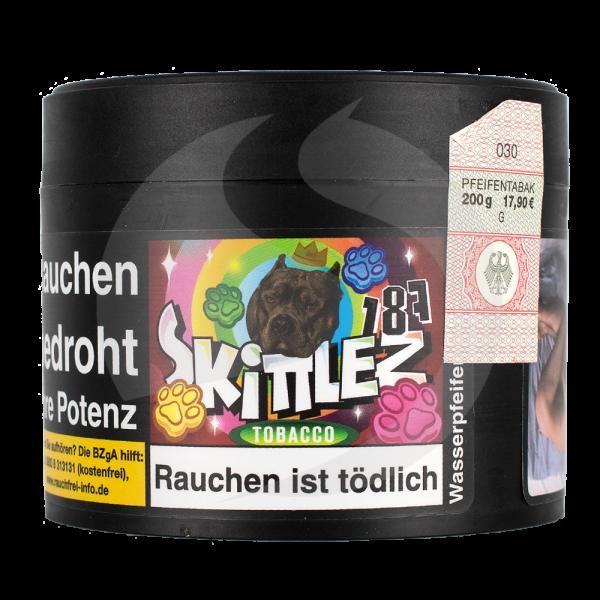 187 Tobacco 200g - Skittlez