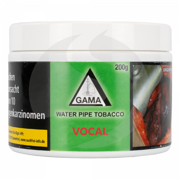 Gama Tobacco 200g - Vocal (Cold Melo)