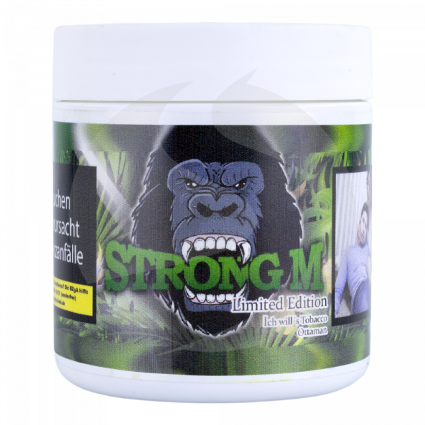 Ottaman Limited Edition 50g - Strong M