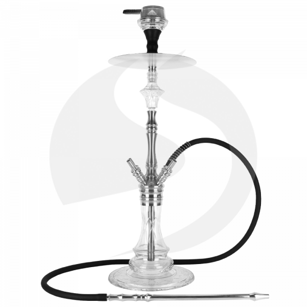 The Hookah 4 Four Excalibur - Silber