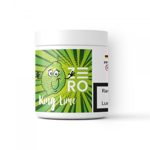Zero Tabakersatz Nikotinfrei 200g - King Lime