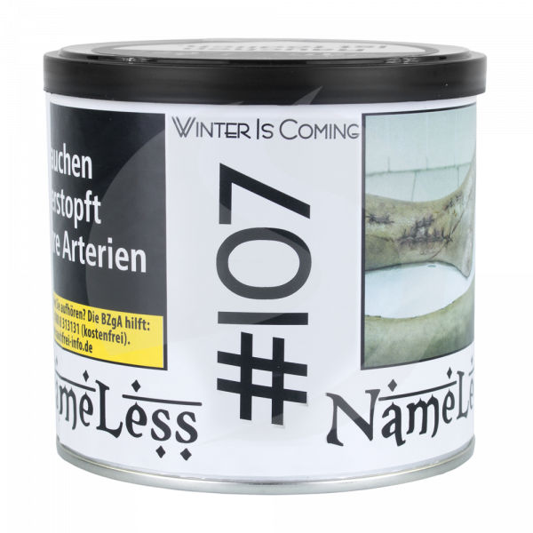 NameLess Tobacco Special Edition 200g - #107 Winter Is Coming
