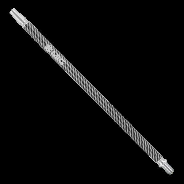 MIG Mundstück Carbon R93 - Schwarz/Weiß