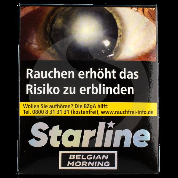 Starline Tobacco 200g - Belgian Morning