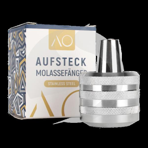 AO Aufsteckmolassefänger - Edelstahl