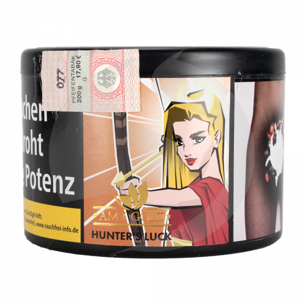 Amy Gold Tobacco 200g - Hunter's Luck