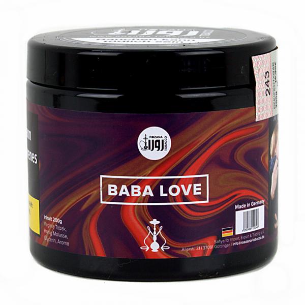 Rozana Tobacco 200g - Baba Love