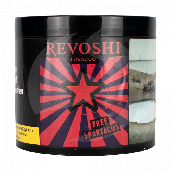 Revoshi Tobacco 200g - Free Spartacus